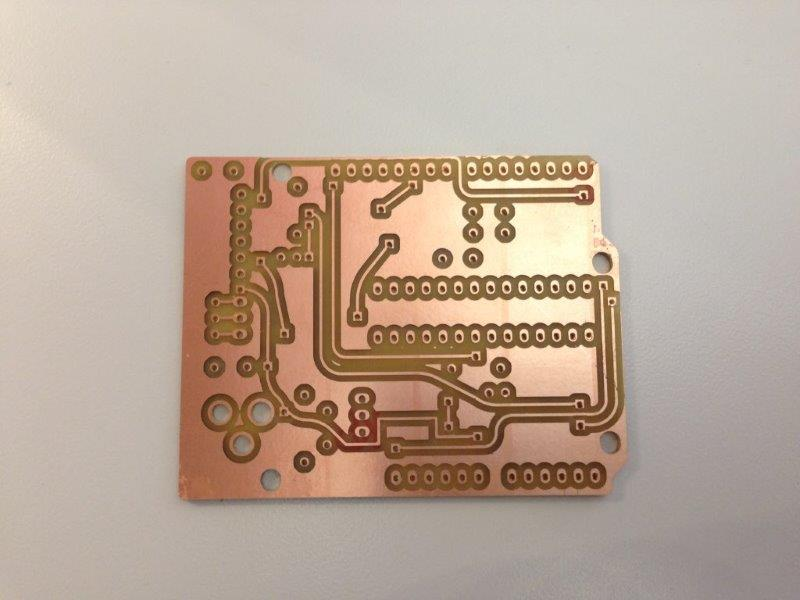 Othermill PCB milling